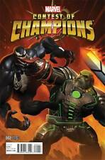 CONTEST OF CHAMPIONS #2 1:10 GAME Variant Cover by Kabam