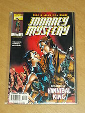 THOR JOURNEY INTO MYSTERY #521 VOL 1 MARVEL FINAL ISSUE JUNE 1998