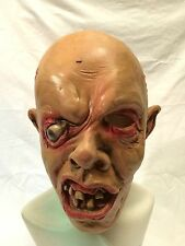 Consanguin masque zombie sloth hills have eyes halloween fancy dress costume latex