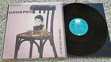 "Guesch Patti-let be must the Queen 12"" vinile discoteca Spain"