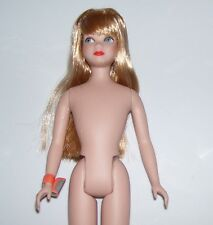 MATTEL CE BARBIE BLONDE PORCELAIN NUDE 1994 SKIPPER DOLL NEW repro