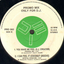 VARIOUS (MIG 27 / CLOCK / DJ CREATOR / COCONUT GROOVE) - Promo Mix 82 - Media