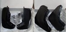 GENUINE BRAND NEW Audi A6 C7 Allroad FRONT & REAR MUD FLAPS 4G9075101 4G9075111