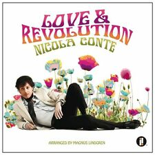 Conte,Nicola - Love & Revolution
