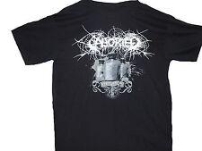 ABORTED - Strychnine 213 - Bottles - T-Shirt - Größe Size M - Neu