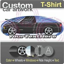 Custom T-shirt for 1994 1995 1996 1997 98 Chevy S-10 SS LS ZR2 4.3 L Pickup Fans