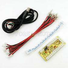 No Delay Arcade USB Encoder To PC 5Pin Joystick For MAME+ Push Buttons Cable