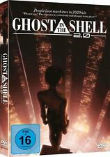 Ghost in the Shell 2.0 (1995 / 2008) DVD wie NEU