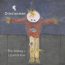Airbag's Lipstick Kiss by Disclaimer (CD, Apr-2004, Art