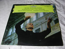 DGG 139018 TCHAIKOVSKY Symphony No.5 Berlin Phil KARAJAN - NM LP #B