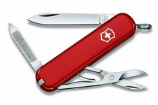 0.6503 VICTORINOX SWISS ARMY POCKET KNIFE AMBASSADOR RED 53681 NEW IN BOX !