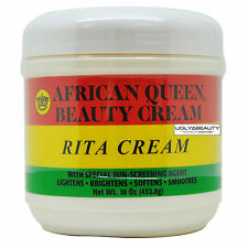 African Queen Beauty Cream Rita Cream 16 Oz / 452.8 g
