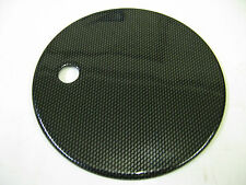 FORD FOCUS MK1 ST RS CARBON FIBER EFFECT ABS PETROL FUEL CAP COVER