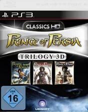 Playstation 3 PRINCE OF PERSIA TRILOGY Deutsch OVP Neuwertig