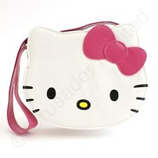 Girls Hello Kitty Head Shoulder Bag  Perfect Gift NEW  22537
