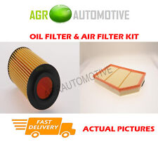 DIESEL SERVICE KIT OIL AIR FILTER FOR VOLVO S80 2.4 205 BHP 2009-11