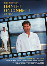 DANIEL O'DONNELL BEST OF ON FILM 1986-2006 DVD ALL REGIONS NEW