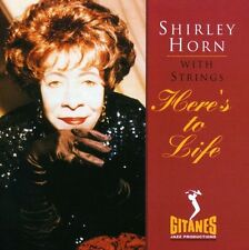 Here's To Life - Shirley Horn (2009, CD NEUF)