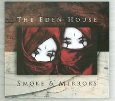 Smoke and Mirrors [Digipak] by The Eden House (CD, May-2009, Freud-Jungle Full)