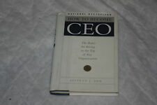 How to Become CEO : The Rules for Rising to the Top of Any Organization by Je...