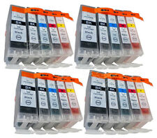 20 PACK INK FOR CANON  PGI-5 CLI-8 PRINTER MX850 IP4200 IP4300 IP4500 IP5200