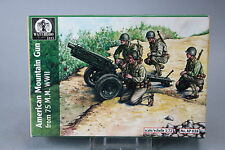 YH092 WATERLOO 1815 1/72 maquette figurine AP 038 American Mountain Gun