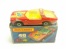 Matchbox Lesney Superfast #40 Guildsman BOXED