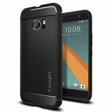 Spigen HTC 10 Case Rugged Armor Black