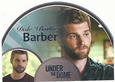 "Under The Dome Season 1 Trading Chase Card C1 Dale ""Barbie"" Barber"