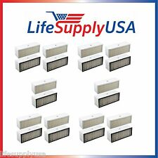 10 pack Filter A1001B to fit Bionaire  LC1060 & LE1160 Air Cleaner Dual Filter