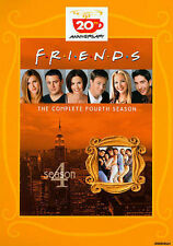 FRIENDS-FRIENDS:COMPLETE FOURTH SEASON  DVD NEW