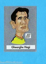 CALCIO FLASH '95-EUROFLASH-Figurina - HAGI - CARICATURA -NEW