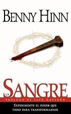 La Sangre by Benny Hinn (1993, Paperback)