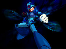 Nintendo N64 Snes Nes 3DS  MEGA MAN ROCKMAN Fridge Magnet Game Room Decor #10