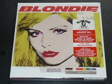 Greatest Hits Deluxe Redux / Ghosts of Download [2CD/DVD]-Blondie May 13, 2014