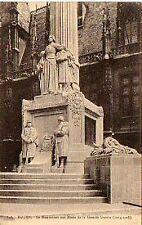 CPA 76 ROUEN   le monument aux morts de la grande guerre