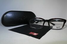 CLEARANCE Ray-Ban RB 5267F 5055 Brown/Clear  New Authentic Eyeglasses 53/19/140