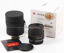 @Mint- in box@ LEICA SUMMICRON-R 35mm f/2 E55 ROM edition Lens
