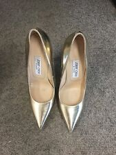 Jimmy Choo Women Shoes (Escarpin) - Plain Gold