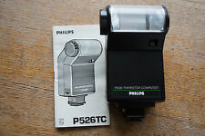 PHILIPS P526 Tiristore computer Pistola Flash
