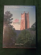 ORIGINAL 1998 RHODES COLLEGE YEARBOOK MEMPHIS TENNESSEE SESQUICENTENNIAL (317)