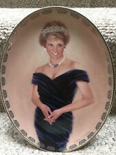 Princess Diana Bradford Exchange Queen of Our Hearts Plate#4-V Special Princess