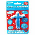 Grow A Your Own Boyfriend Valentines Idea Joke Gift Blue UK Seller