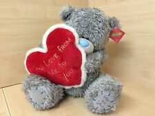 Me To You Bear X-Large Tatty teddy Love Heart Soft Christmas Toy