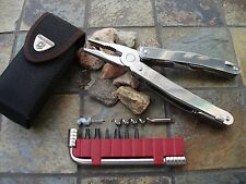 Victorinox SPIRIT PLUS Original Swiss Army Knife Multi-tool Nylon Sheath 53804