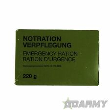 German Army Emergency Ration Biscuit - 220g