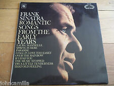 FRANK SINATRA - ROMANTIC SONGS FROM THE EARLY YEARS - LP - HALLMARK - HM 500