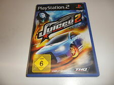 PlayStation 2  PS 2  Juiced 2: Hot Import Nights