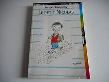 LE PETIT NICOLAS - SEMPE / GOSCINNY - FOLIO JUNIOR