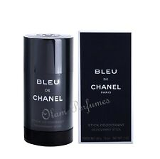 Chanel Bleu de Chanel Deodorant Stick For Me 2oz 75ml * New in Box *